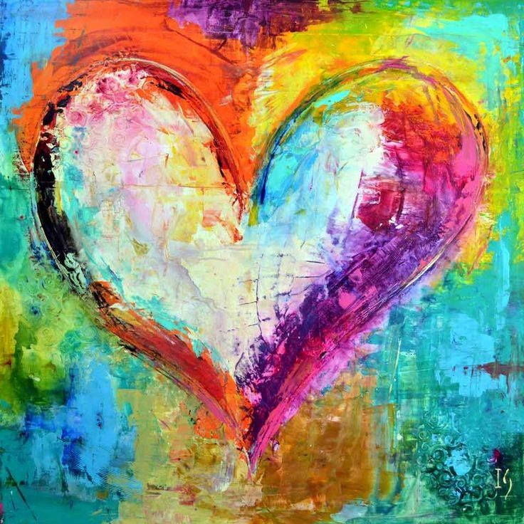 it's love with all the feelings put to color!!!