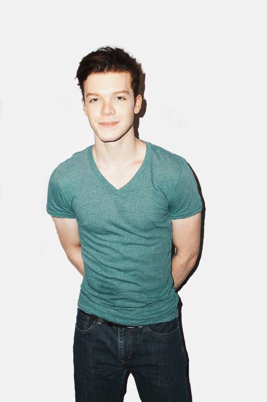 Cameron Monaghan not usually into gingers but I like him.