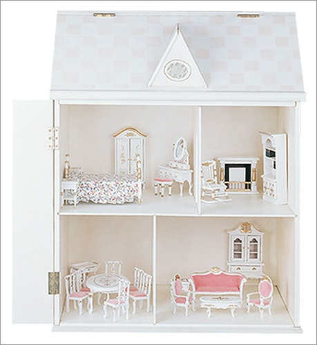 Features Nine Pieces Dining Room Set For Doll House Only The Setdoes Not Include Or Other Rooms