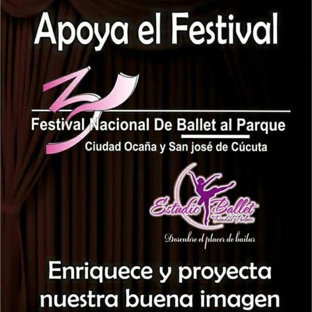 III Festival Nacional de Ballet al Parque.