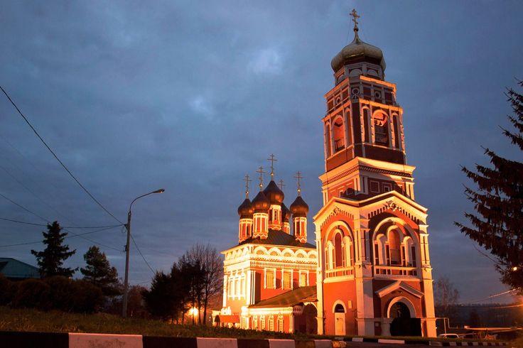 Болхов - мой город!: Свято-Троицкая церковь