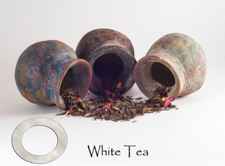 White tea is mainly grown in China where very young tea leaves are selected and carefully harvested. The name white comes from the white coloured hairs found on these young leaves. White tea is known to have a more delicate and earthy flavour when compared to other tea varieties.