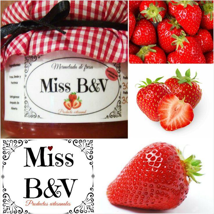 Una de las frutas más apreciadas ya desde la Antigüedad es la fresa, pequeña delicia que destaca por su intenso sabor y sus excelentes propiedades nutritivas. La tenemos, endulzada con fructosa! #Fresa #Strawberry #Fraise #Frutilla #Mermelada #SinRemordimientos #SinAzucar #Fructosa