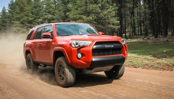 Test Drive: 2015 Toyota 4Runner TRD Pro