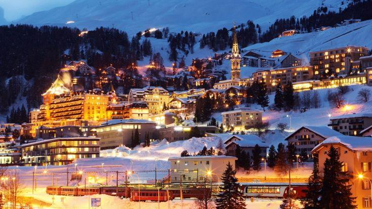 News-Tipp: Mehr Skijacken statt Pelzmäntel für St. Moritz - http://ift.tt/2mo2hsM #news