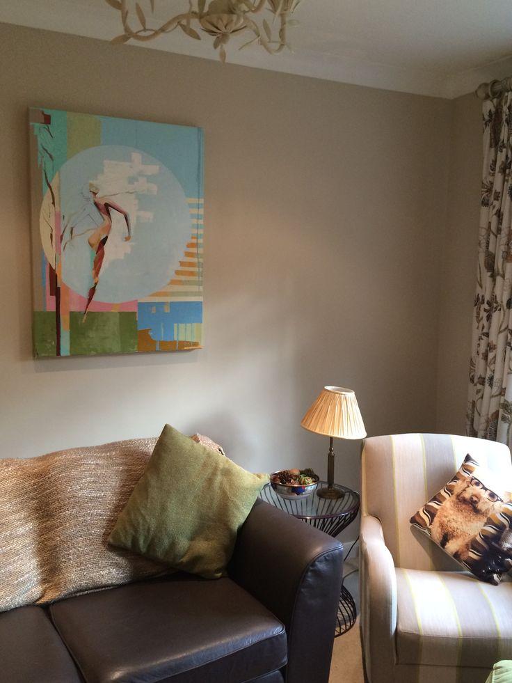 Louise Aldridge   LIFTED 100 X 75cm   Home Interior . Design . Oil . Panting