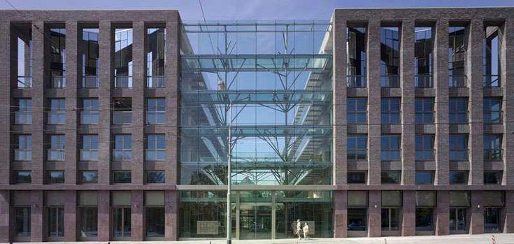 Solid 11 | Tony Fretton Architects | redchalksketch