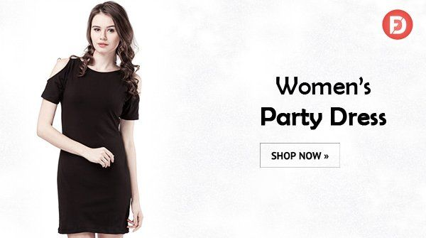 Hot n Sizzling Party Dresses on amazing discount only on #FarziDeal. Grab it now!