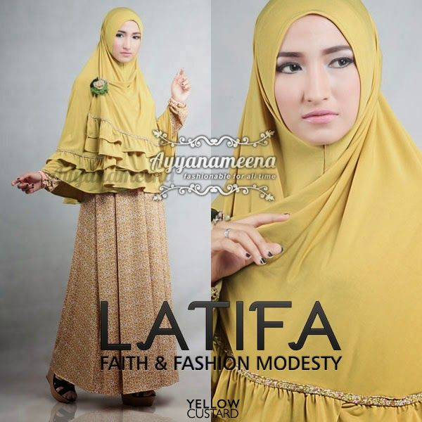 Ayyanameena Latifa - Yellow Custard