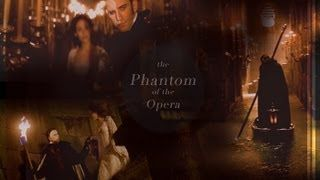 Phantom of the Opera 2004 Movie Soundtrack - YouTube