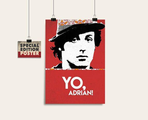 He encontrado este interesante anuncio de Etsy en https://www.etsy.com/es/listing/468100382/yo-adrian-rocky-cartel-minimalista