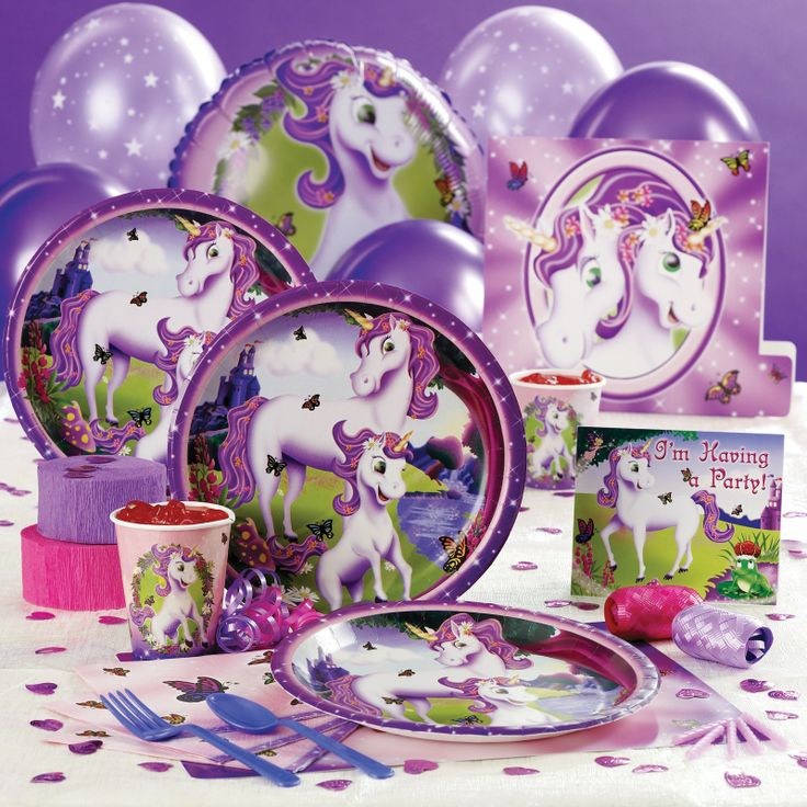 Horse Birthday Party Supplies