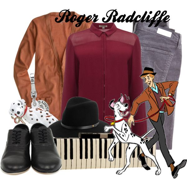 Roger Radcliffe, created by amarie104 on Polyvore