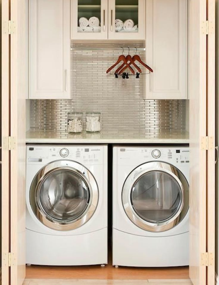 11 clever ideas for laundries - Homes To Love