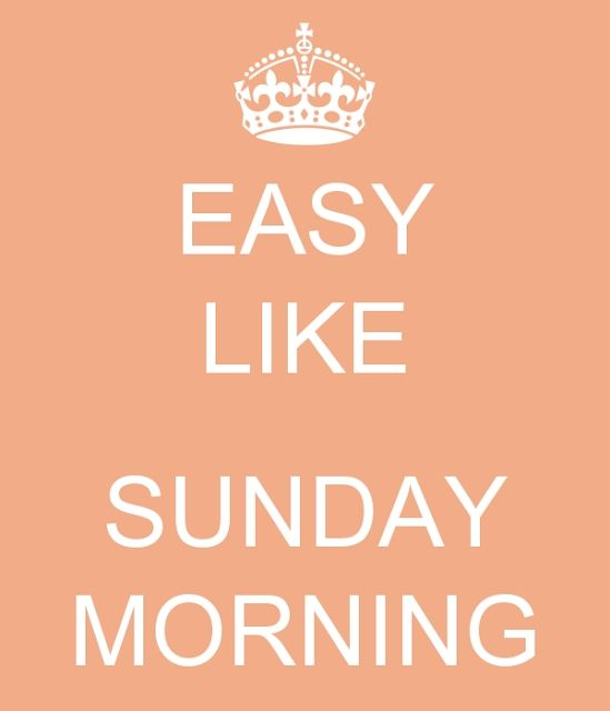 easy like sunday morning: Keep calm and .. by easy like sunday morning