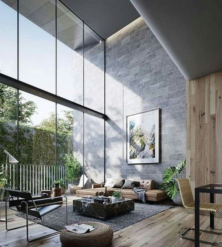 111 best Haus images on Pinterest Modern houses, Contemporary - cortenstahl innenbereich ideen