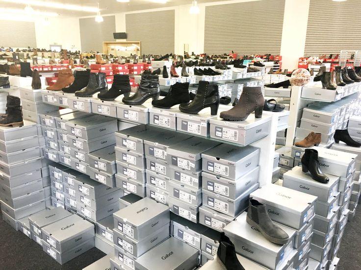 Große Schuhe von Gabor beim Übergrößen-Spezialisten schuhplus aus 27313 Dörverden bei Bremen