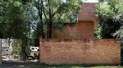casa de la cruz. Rosario. Rafael Iglesia.