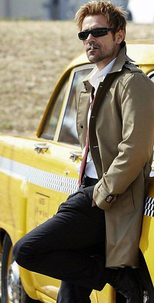 Matt Ryan as Constantine is so Cool and HOT ❤❤❤ :) #SaveConstantine #BringConstantineBack #IStandWithConstantine and always will #Hellblazers