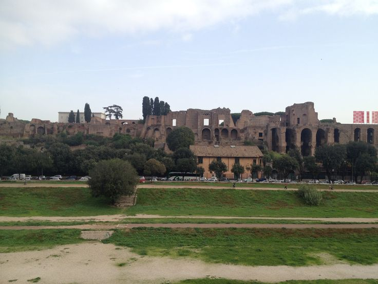 The Palatine Hill is the centermost of the Seven Hills of Rome. It stands looking down upon the Roman Forum on one side and upon the Circus Maximus on the other.