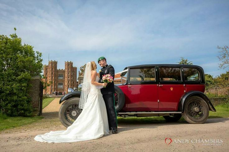 Romantic Wedding Photo Vintage Car Wedding Car Vintage Layer Marney Tower Andy Chambers Photoh Vintage Car Wedding Romantic Wedding Photos Wedding Photography