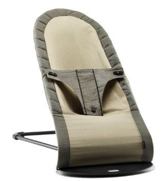 Many parents swear by this seat.  BABYBJORN Babysitter Balance Organic