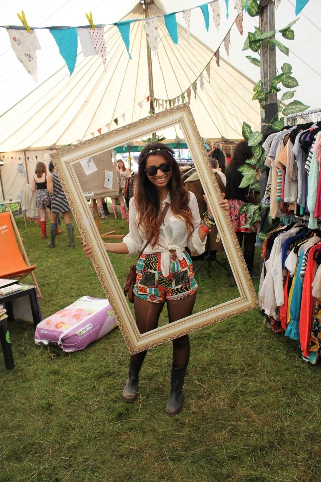 Style spots at Latitude Festival