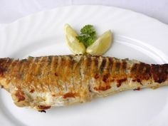 Ropogós-fűszeres sült hal