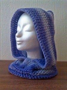hooded cowl, #haken, gratis patroon, Nederlands, colsjaal met capuchon, tutorial, col, sjaal