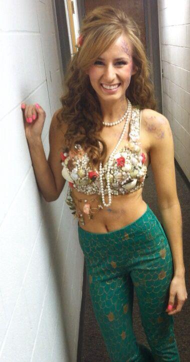 homemade mermaid costume this year - Homemade Halloween Ideas