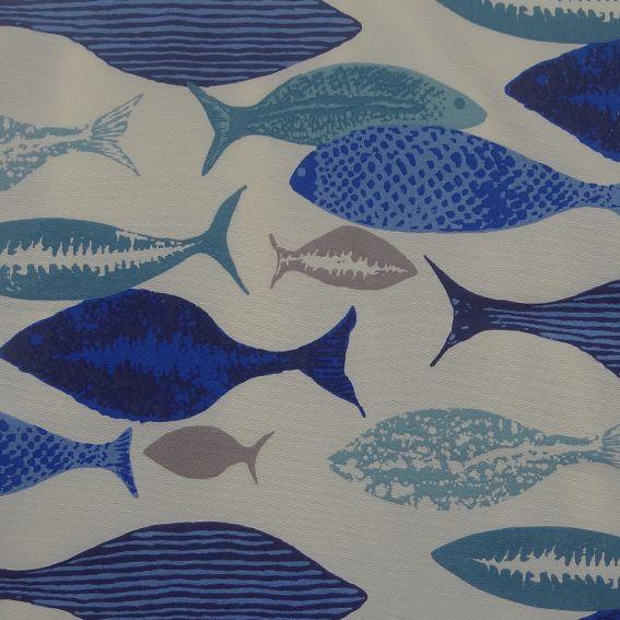 School Fish Col.Aquamarine
