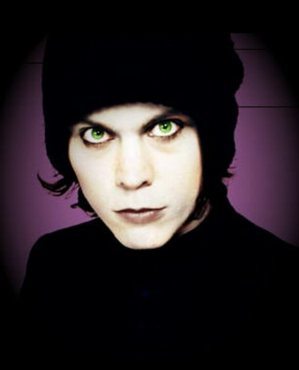 Ville Valo of HIM or His Infernal Majesty