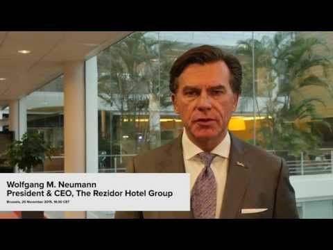 Rezidor's CEO speaks on the Radisson Blu Hotel, Bamako in Mali