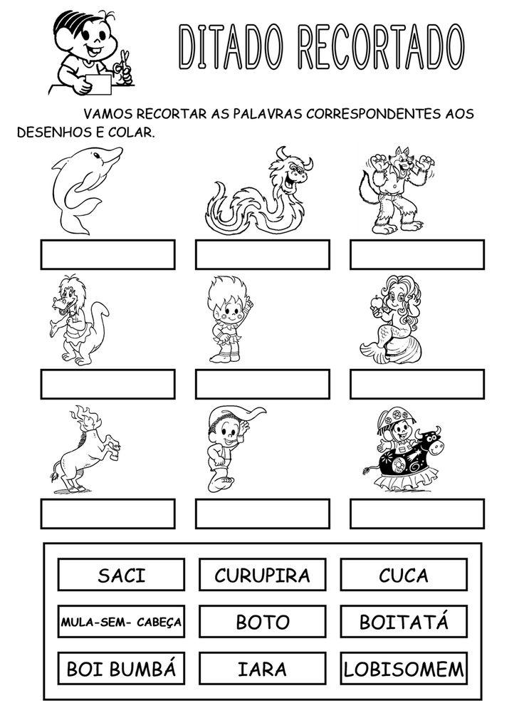A Arte de Educar: Atividades Folclore