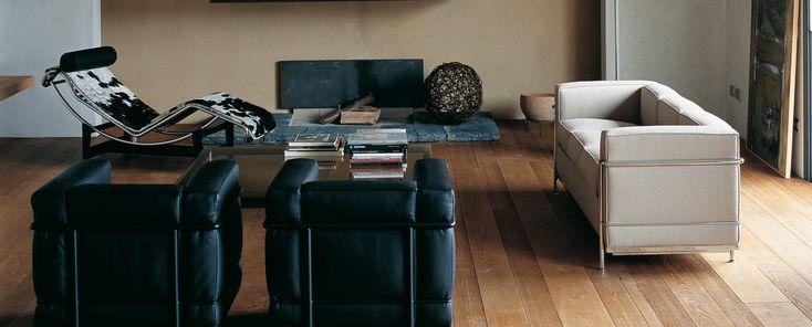 LC2 - Le Corbusier, Pierre Jeanneret, Charlotte Perriand www.meijerwonen.nl