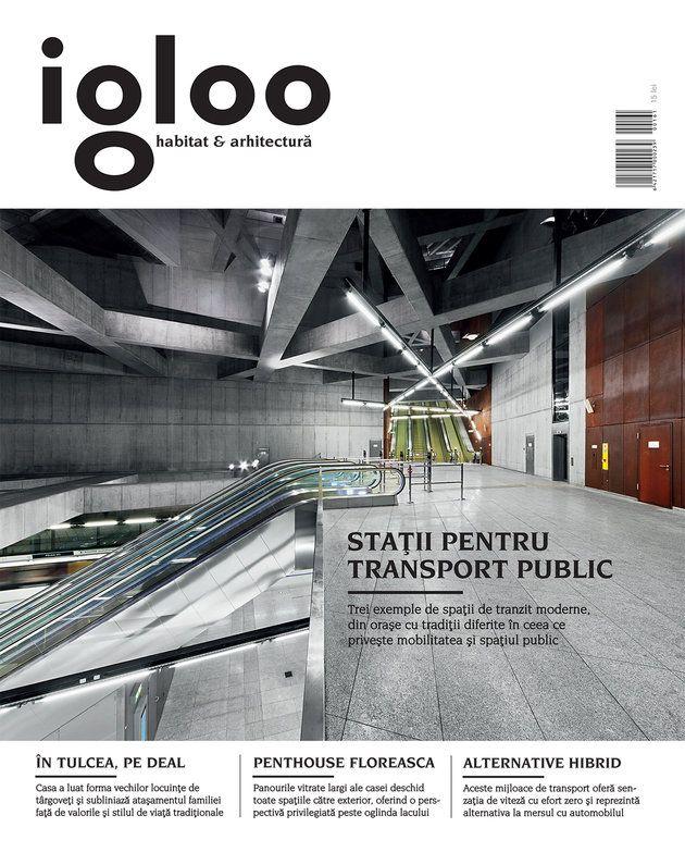 igloo #161: Stații pentru transport public - igloo.ro