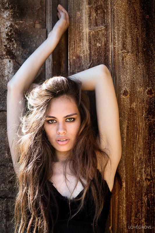 Natalia Warner model and actress - Lovegrove Photography