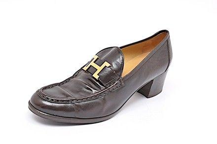 bc6dc86e188b Hermès Brown Dark Leather 2