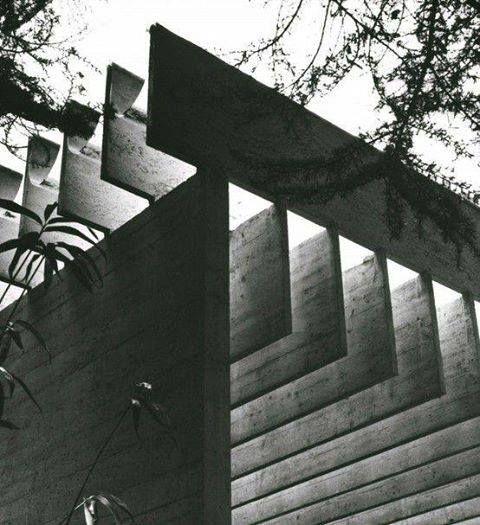 Pabellón Nórdico de la Bienal de Venecia-Sverre Fehn