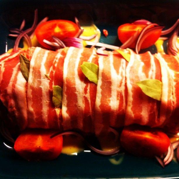 bloggbloggblogg: Morbergs köttfärslimpa!
