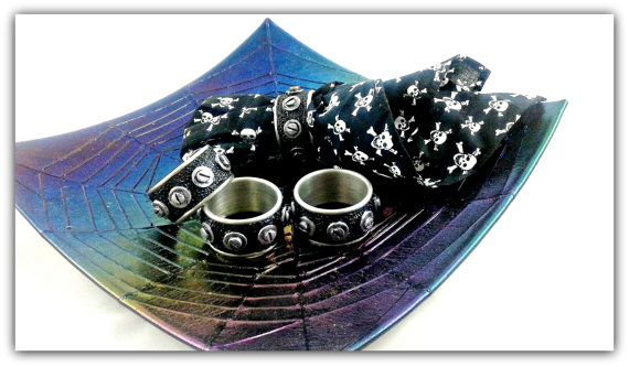 Hey, I found this really awesome Etsy listing at https://www.etsy.com/listing/263036720/industrial-napkin-rings-set-of-4