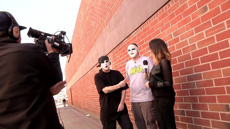 Twiztid Jamie Madrox Mohawk | Twiztid goes to Los Angeles (ft. B-Real, Holograms…) | Faygoluvers