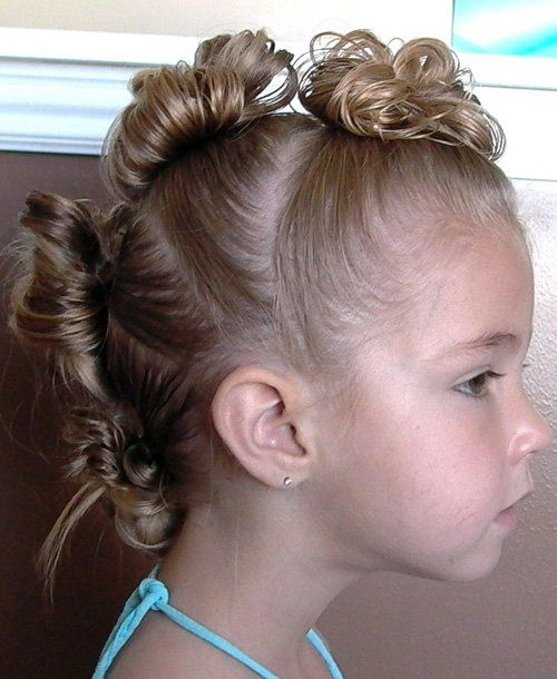 50 Quick and Easy Girls' Hairstyles - Toddler Tips & Advice | mom.me