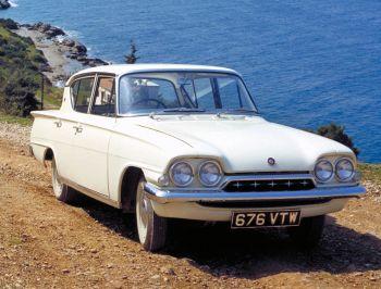 Ford Consul Classic '1961–63