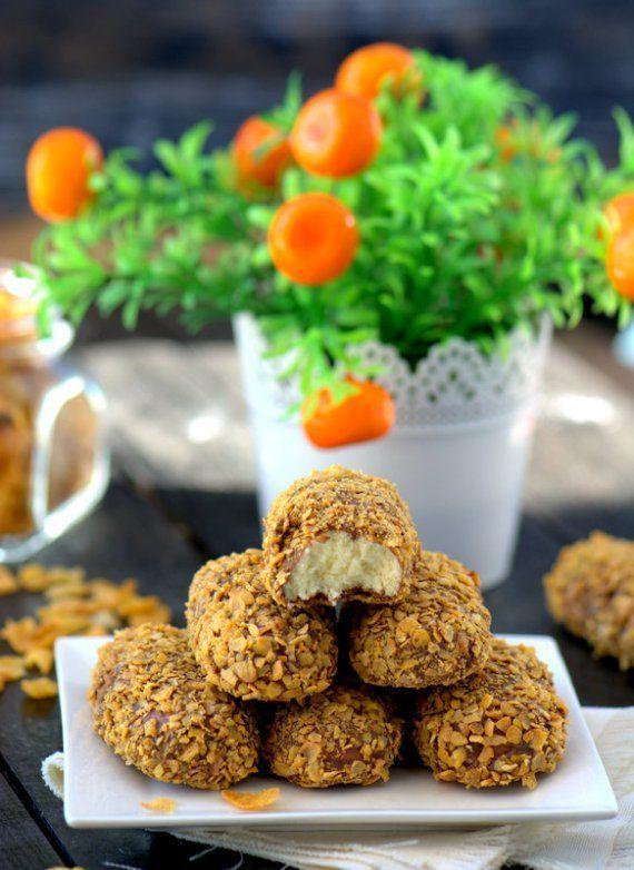 Bugüne kadar pek çok kurabiye tarifi denedim,pek çoğunu da çok sevdim.Fakat çikolatalı mısır gevrekli nefiss kurabiye tam bir efsaneydi.Açıkçası mısır gevreğine bulama kısmını gözümde büyütmüş ve zahm