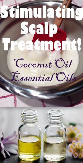 Stimulate Your Scalp!  Promote Fast, Healthy Hair Growth  Start w/ 1 c coconut oil, add 1 t olive oil.  Whip to make glossy treatment.  It's best to apply to scalp when your hair is dry & it's ok to comb it down into the hair strands too! Let the treatment sit on the scalp for 15 min.  You can cover your head with a towel or shower cap to keep the moisture in.  Your scalp will continue to feel cool, tingly and clean for several hours afterwards!