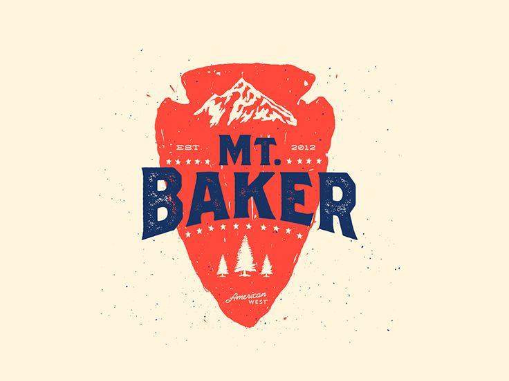 Mt.Baker by Josh Warren