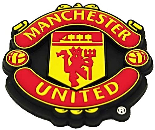Manchester United 3D Club Crest Fridge Magnet