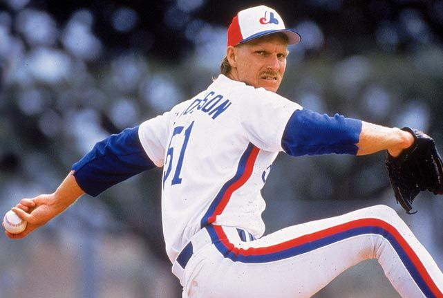Randy Johnson, Montreal Expos