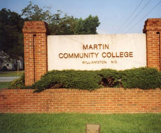 Martin Community College :: Cultural Heritage Institutions of North Carolina, NC ECHO Project